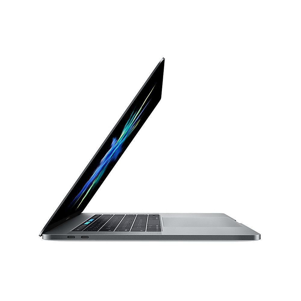 "Apple MacBook Pro 15,4"" 2018 i7 2,2/16/256 GB Touchbar RP555X Silber MR962D/A"