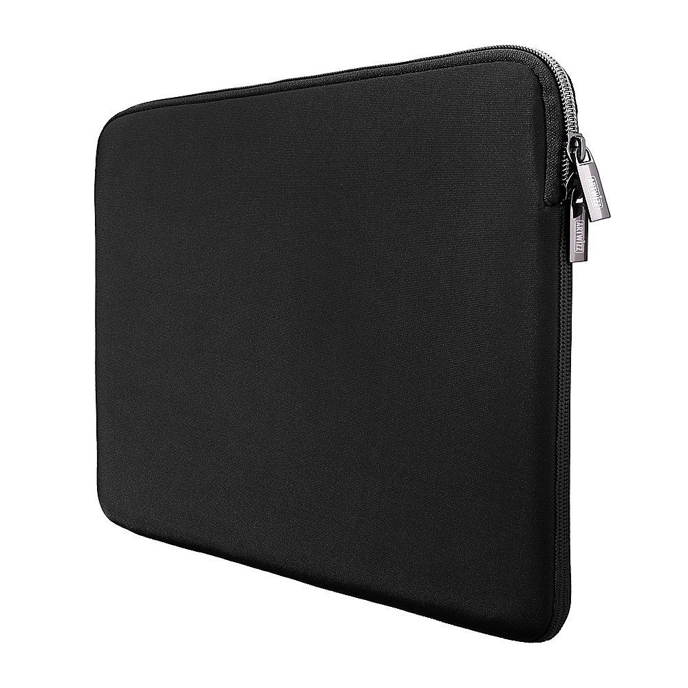 Artwizz Neoprene Sleeve für MacBook Air & Pro 13 (Retina), schwarz, Artwizz, Neoprene, Sleeve, MacBook, Air, &, Pro, 13, Retina, schwarz