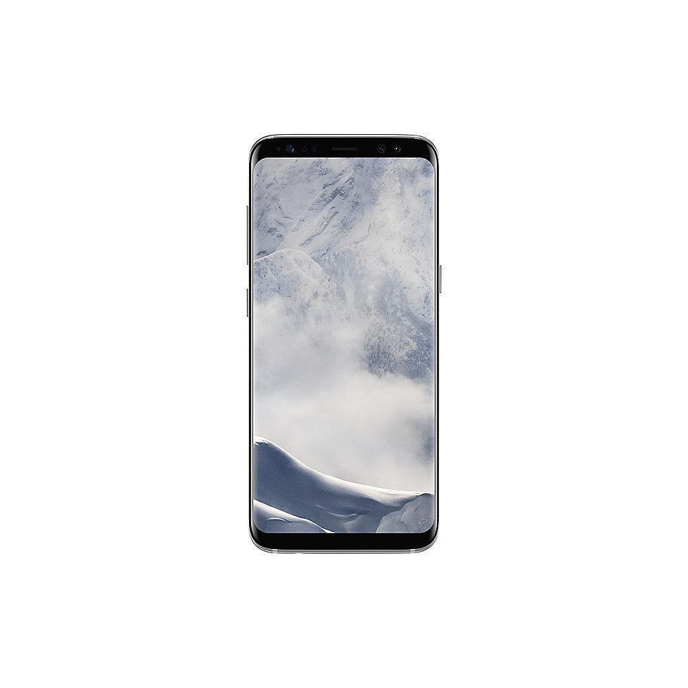Samsung GALAXY S8 arctic silver 64GB Android Smartphone   Samsung EVO Plus 64GB, Samsung, GALAXY, S8, arctic, silver, 64GB, Android, Smartphone, , Samsung, EVO, Plus, 64GB