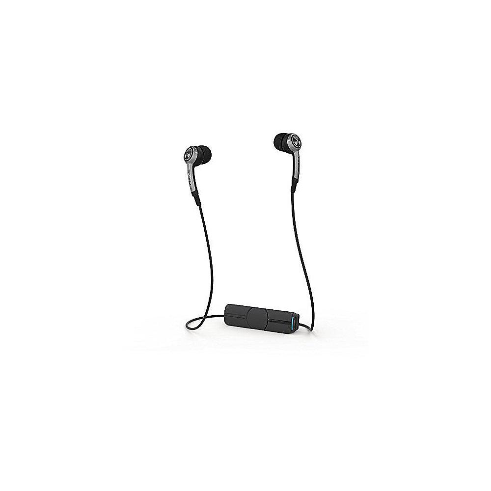 ZAGG iFrogz Plugz Wireless Headset, silber