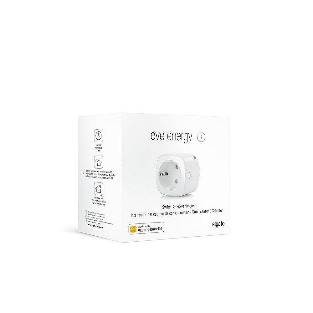 Apple HomeKit Komfortpaket mit Eve Energy EU & Eve Thermo & Apple TV, Apple, HomeKit, Komfortpaket, Eve, Energy, EU, &, Eve, Thermo, &, Apple, TV