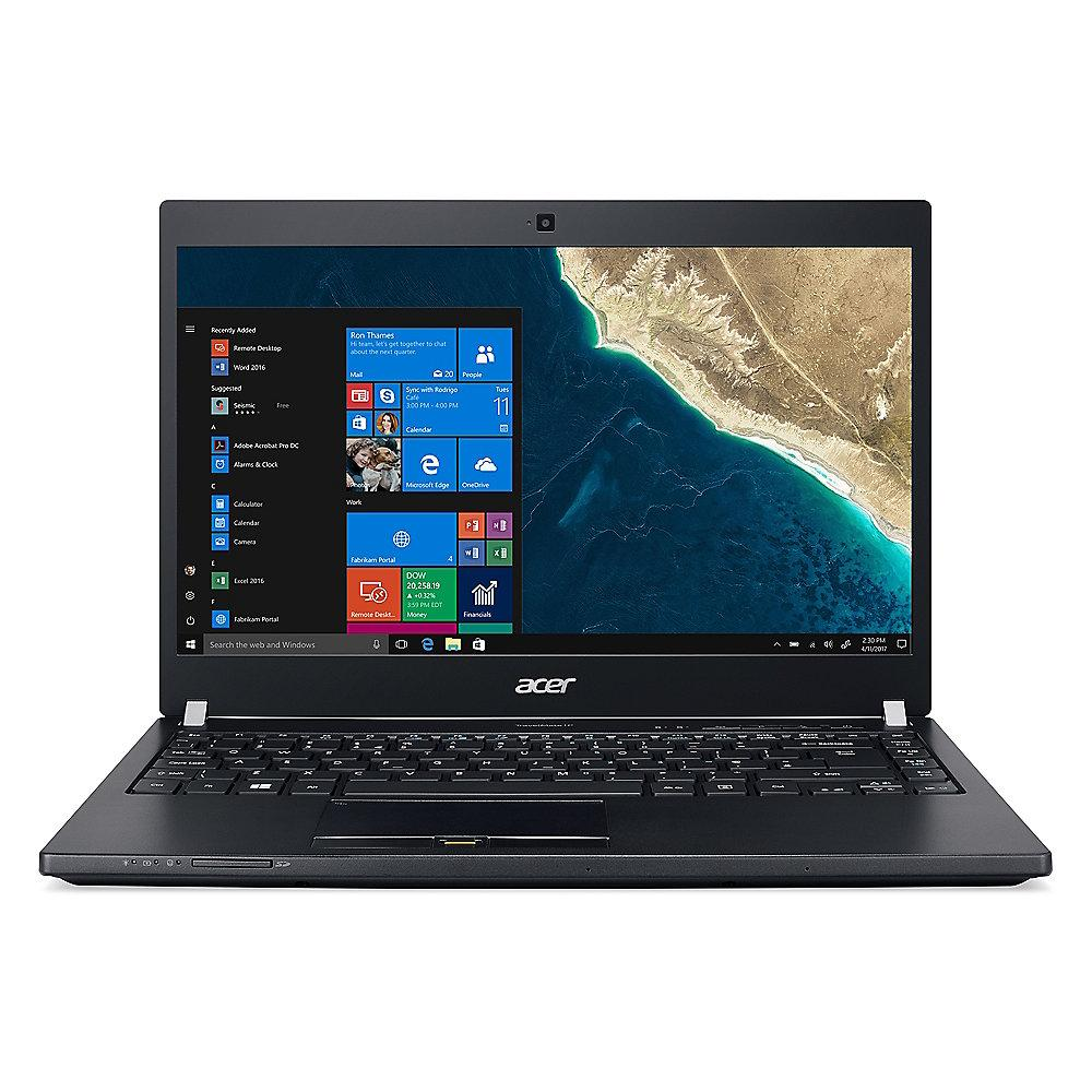Acer TravelMate P648-M-73QS Notebook i7-6500U SSD FHD 4G Windows 7/10 Pro