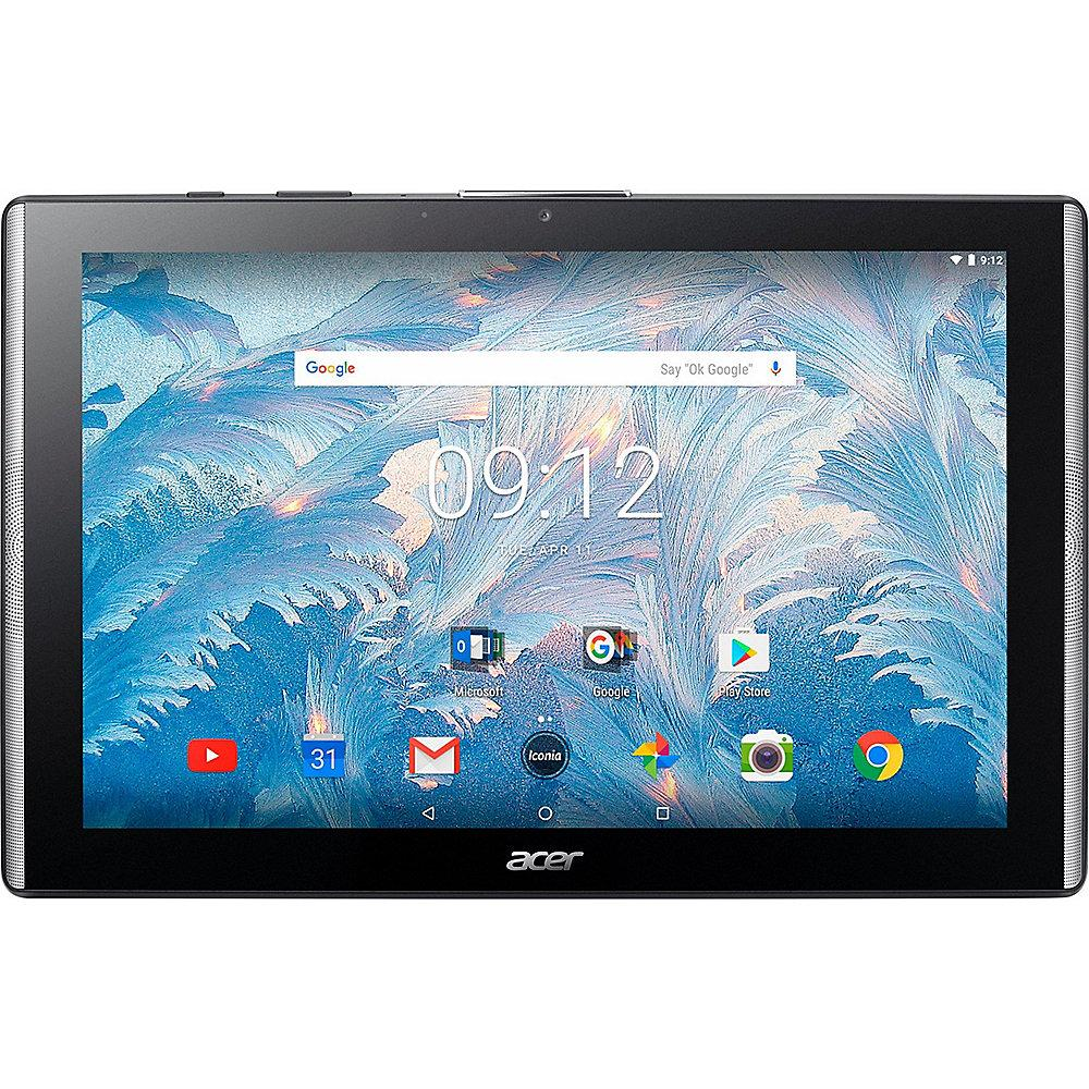 Acer Iconia One 10 B3-A40 Tablet WiFi 32 GB HD IPS Android 7.0 schwarz