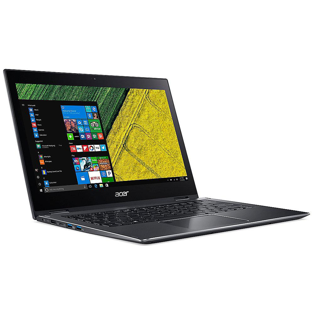 Acer Spin 5 Pro SP513-52NP 2in1 Touch Notebook i5-8250U SSD FHD Windows 10 Pro