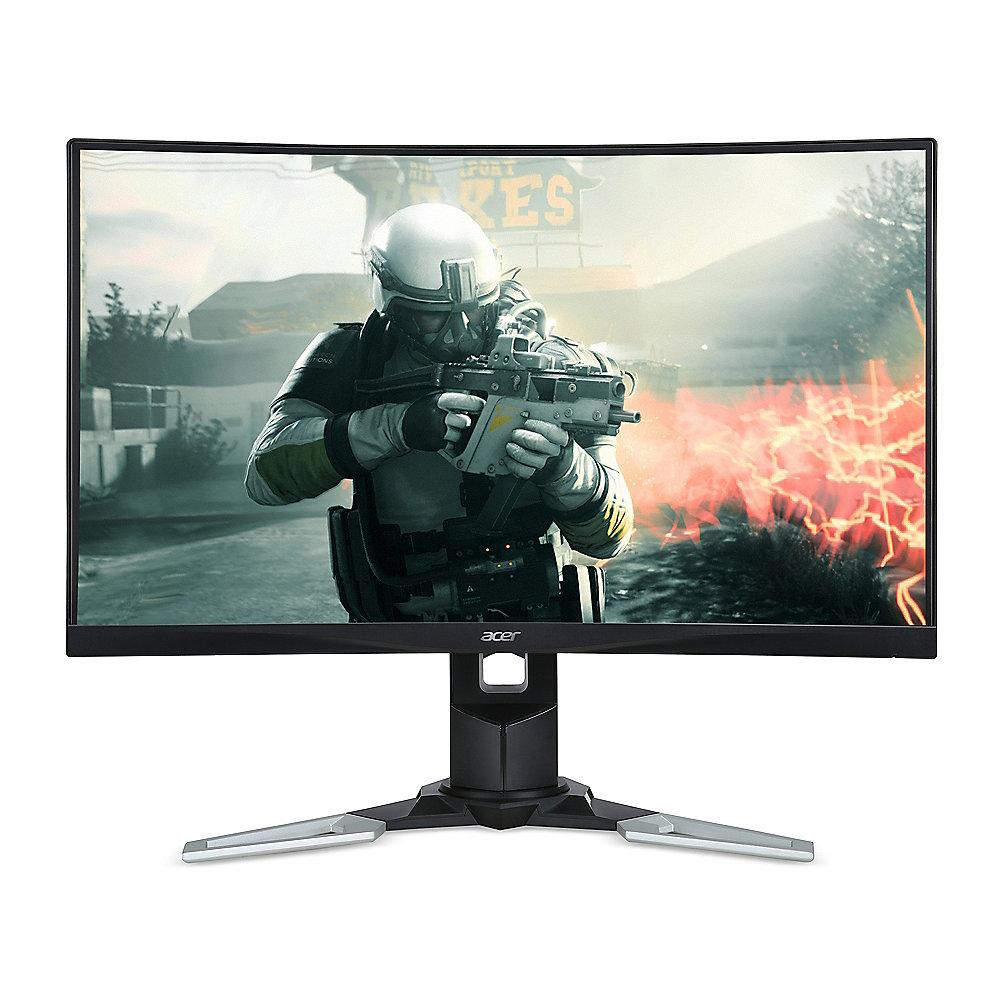 "ACER XZ271UAbmiiphzx 69cm (27"") WQHD curved Gaming-Monitor 144Hz 1ms"