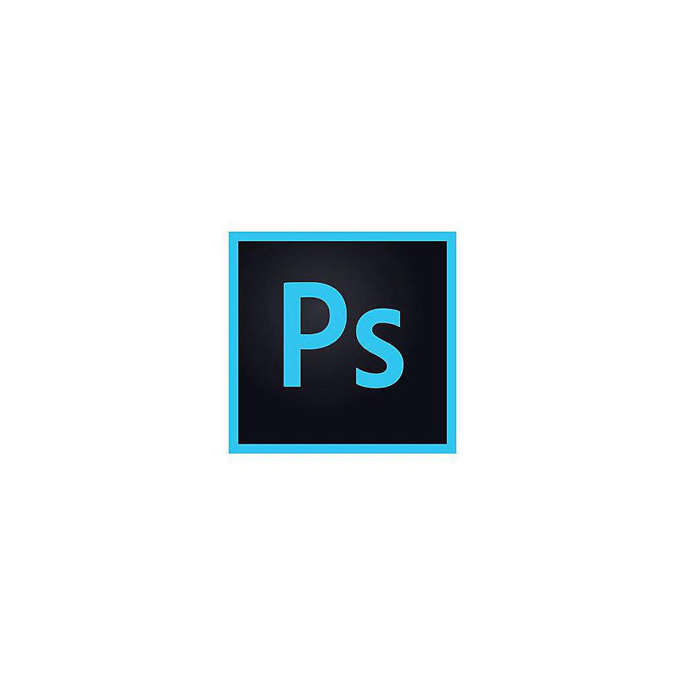 Adobe Photoshop CC VIP EDU (1-9)(12M) 1 User/Named Lizenz Renewal