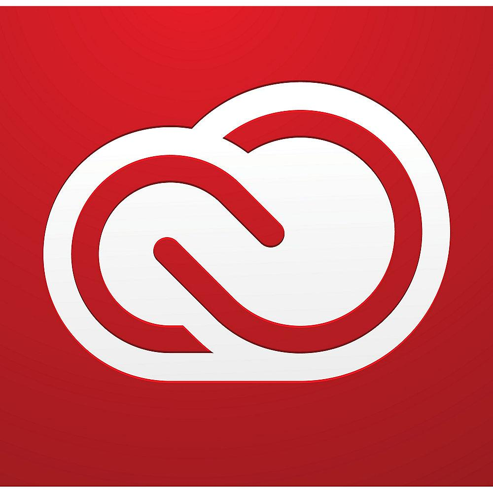 Adobe VIP Creative Cloud for Teams Lizenz Renewal (1-9)(12M) GOV