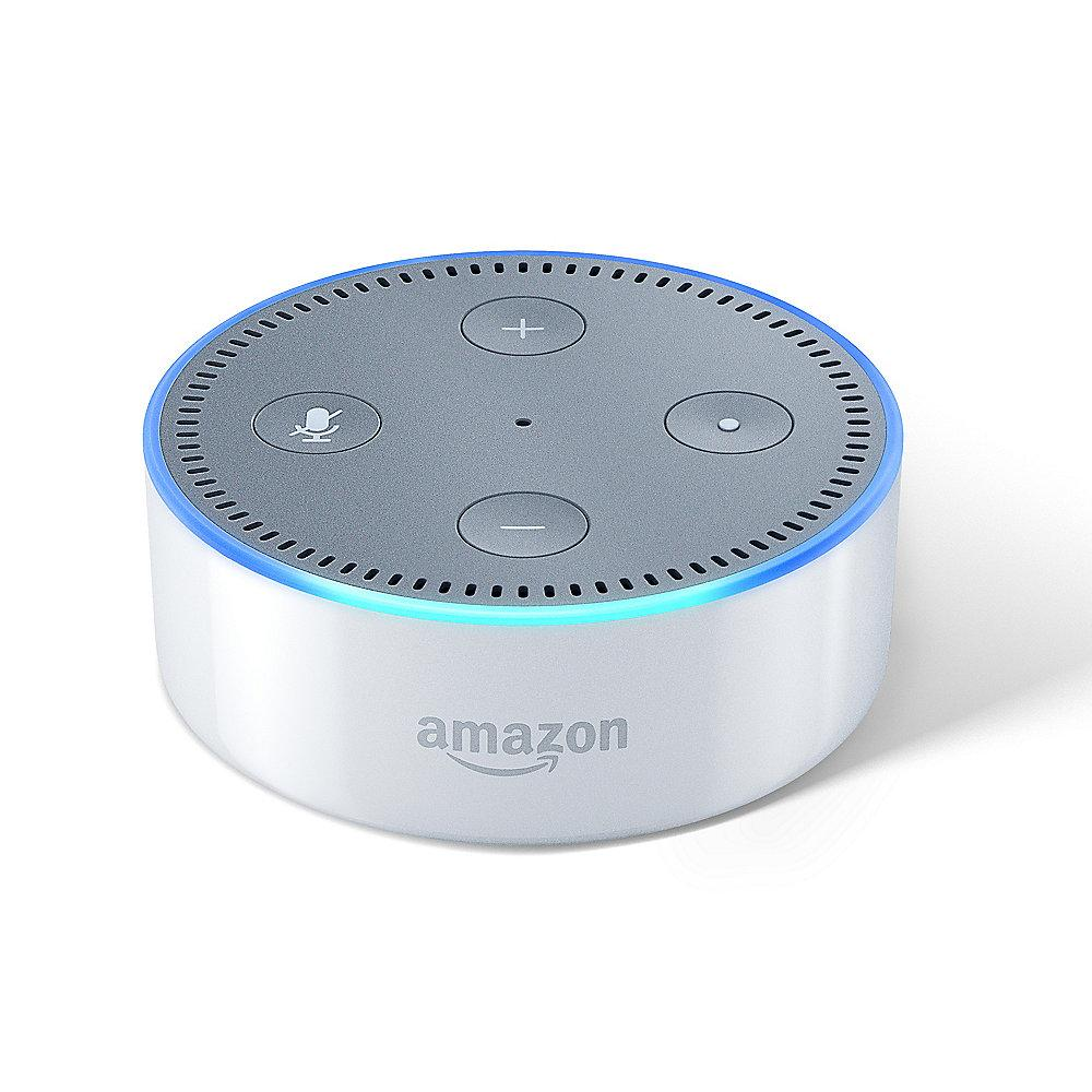 Amazon Echo Dot (2. Generation) weiß