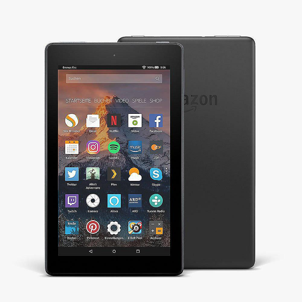 Amazon Fire 7 Tablet WiFi 16 GB mit Spezialangeboten