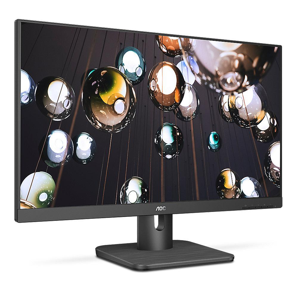 "AOC 24E1Q 64,7cm (23,8"") Profi-Monitor 16:9 HDMI/VGA/DP 5ms 250cd/m² 20Mio:1"