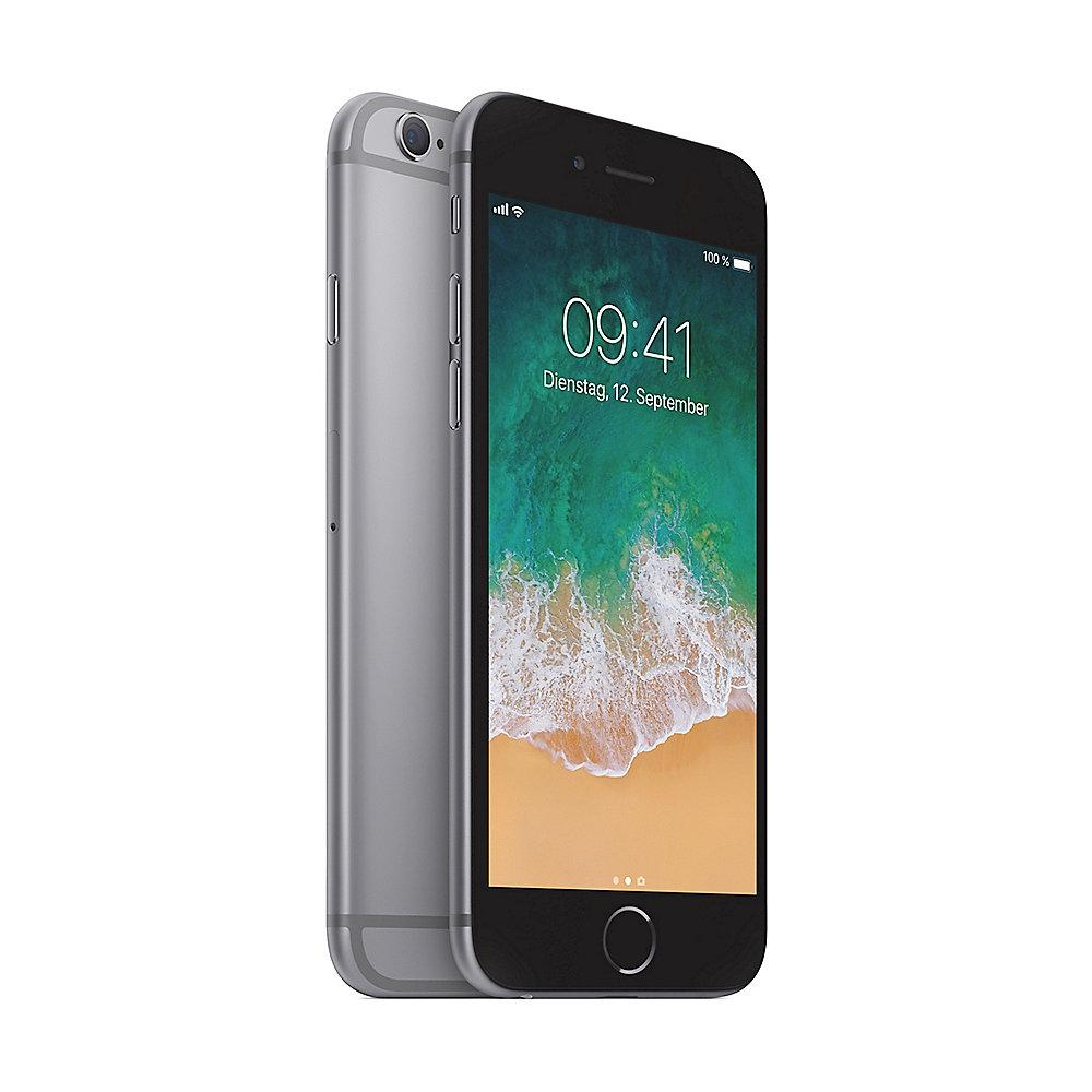Apple iPhone 6s 128 GB Space Grau MKQT2ZD/A
