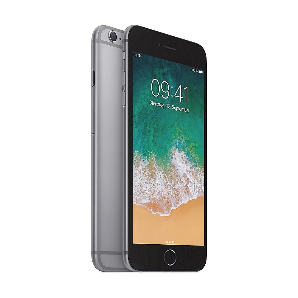 Apple iPhone 6s Plus 128 GB spacegrau MKUD2ZD/A
