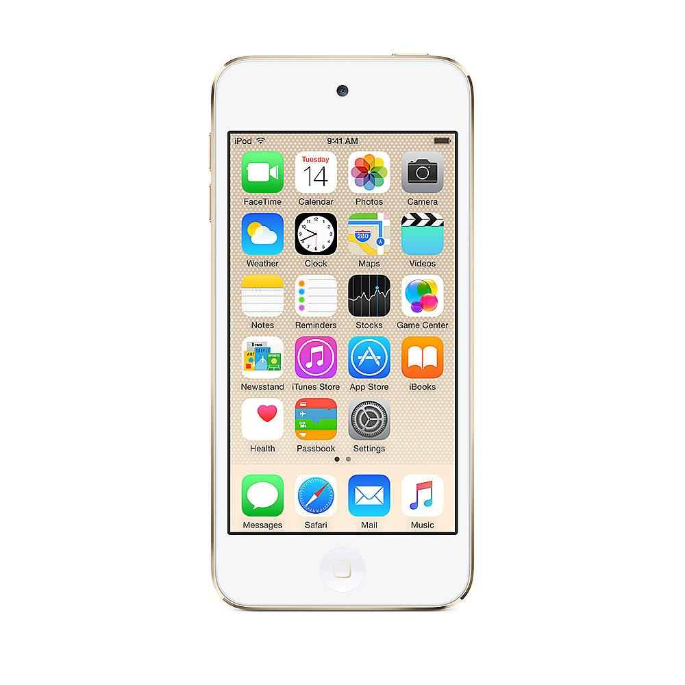 Apple iPod touch 128 GB Gold - MKWM2FD/A