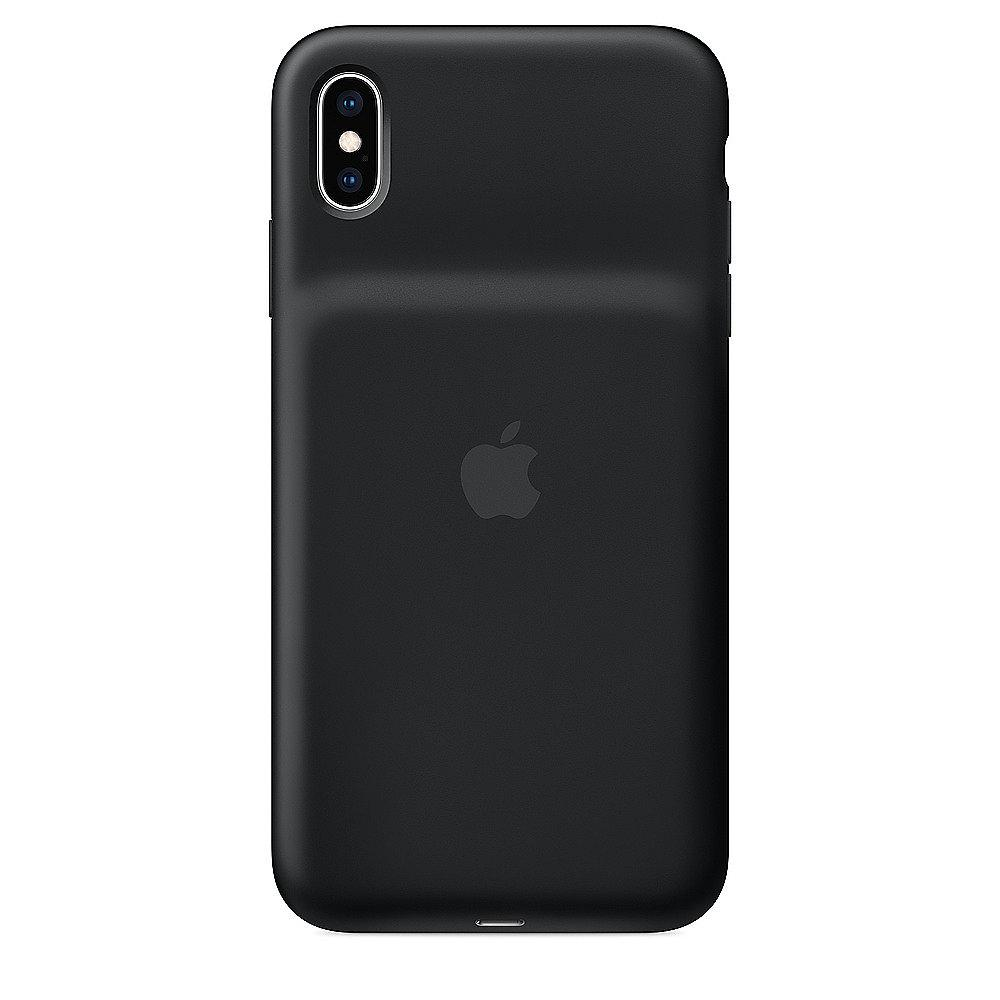Apple Original iPhone XS Max Smart Battery Case-Schwarz