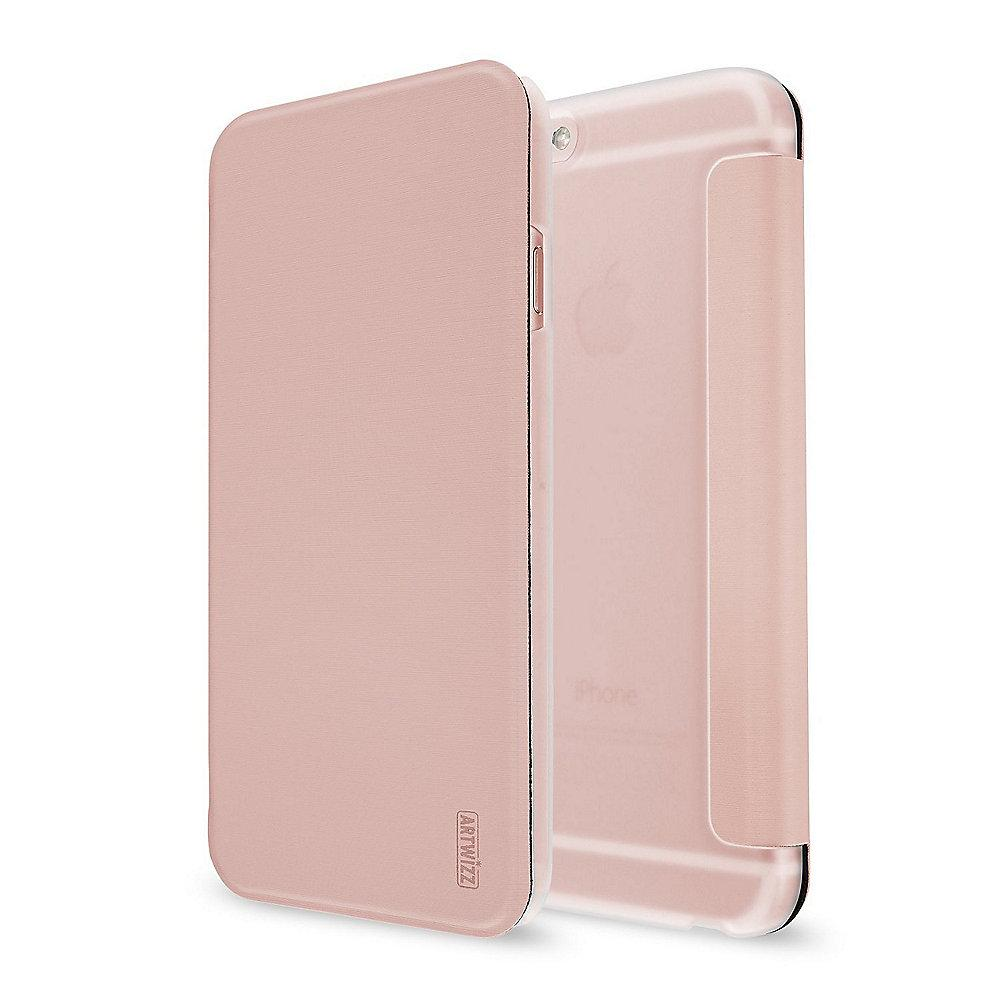 Artwizz SmartJacket Schutzhülle für Apple iPhone 8 Plus/7 Plus, roségold