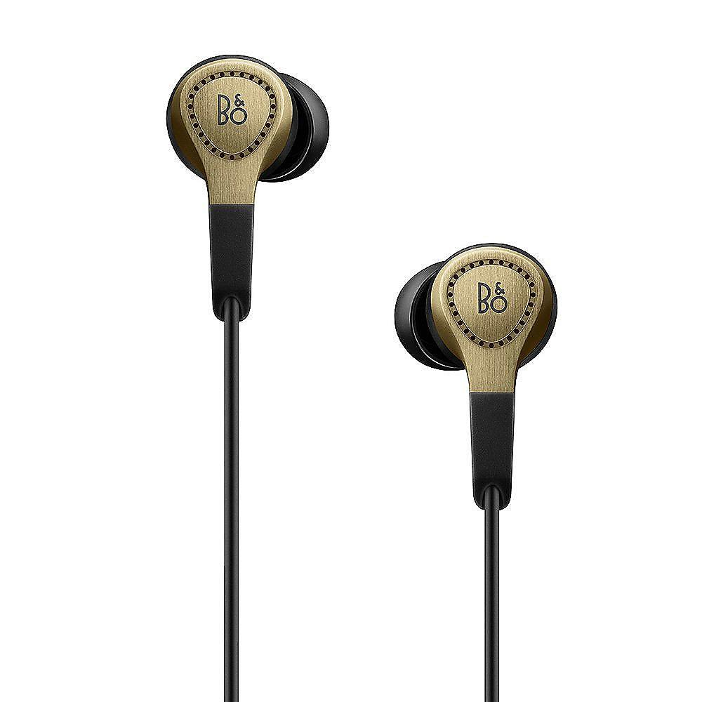 B&O PLAY BeoPlay H3 2. Generation In-Ear Hörer mit Headsetfunktion champagne
