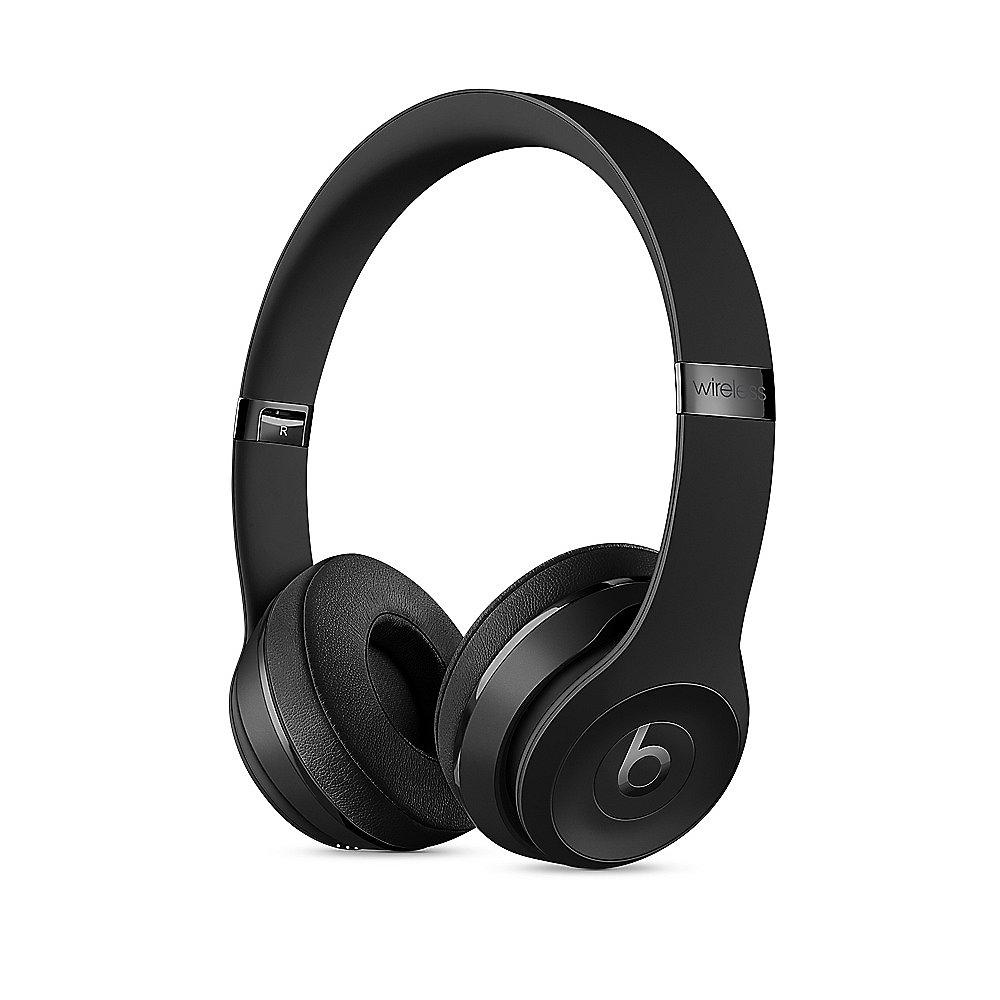 Beats Solo3 Wireless On-Ear Kopfhörer schwarz