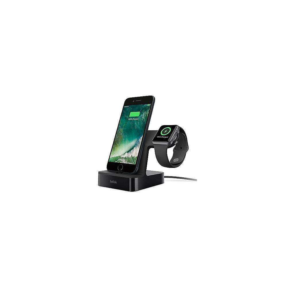 Belkin PowerHouse™ Ladedock für iPhone und Apple Watch