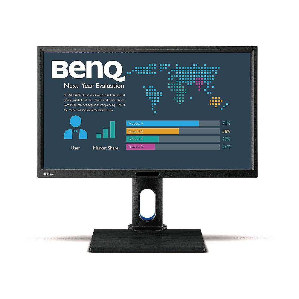 "BenQ BL2423PT 60,5cm (23,8"") Office-Monitor 16:9 DVI/VGA/DP 6ms 250cd/m² 20Mio:1"