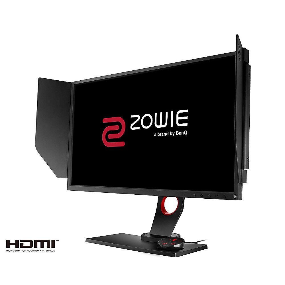 "BenQ Zowie XL2536 62,2cm (24,5"") Gaming Monitor 1ms 16:9 FHD DP/DVI/HDMI/USB LSB"