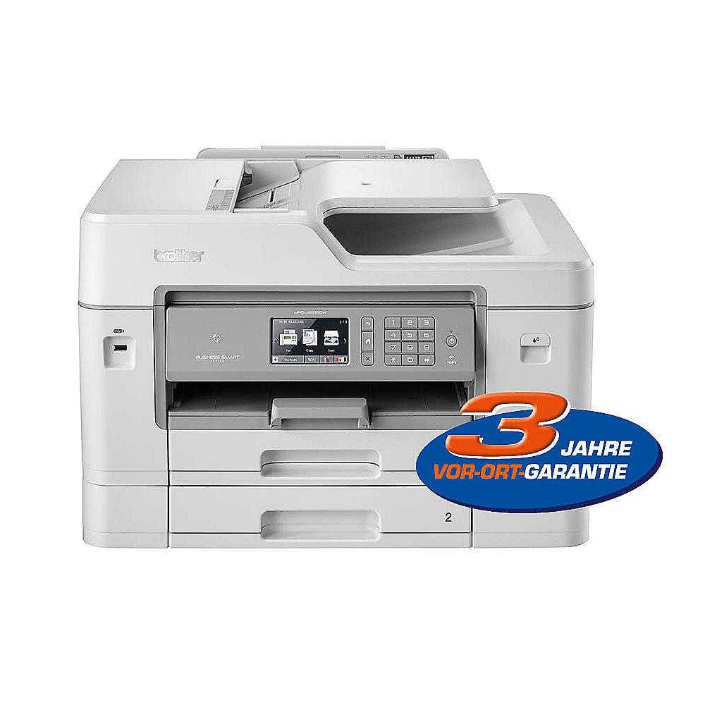 Brother MFC-J6935DW Multifunktionsdrucker Scanner Kopierer Fax LAN WLAN NFC A3
