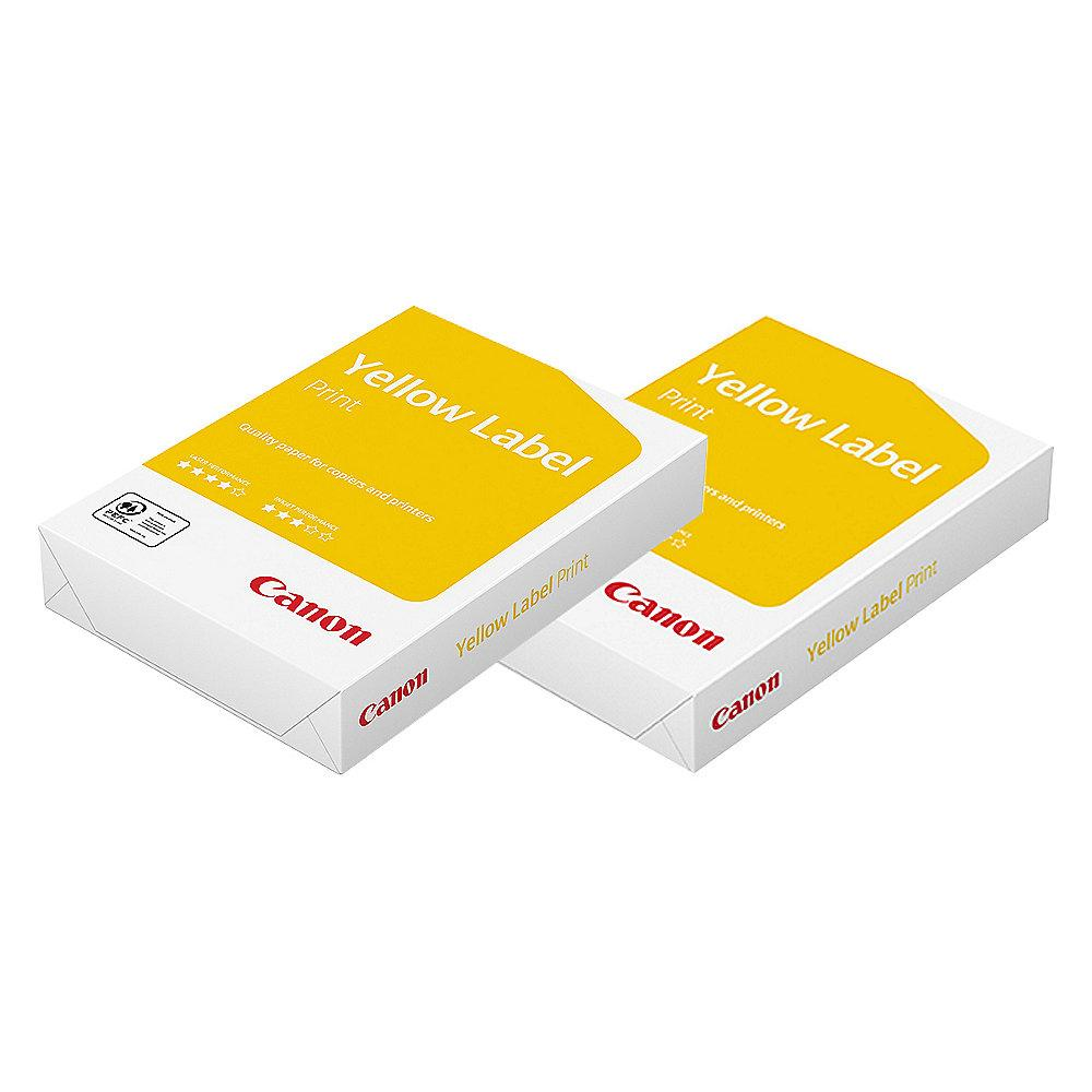 Canon 97002930 Yellow Label Normal Papier, A4, 1.000 Blatt 80g