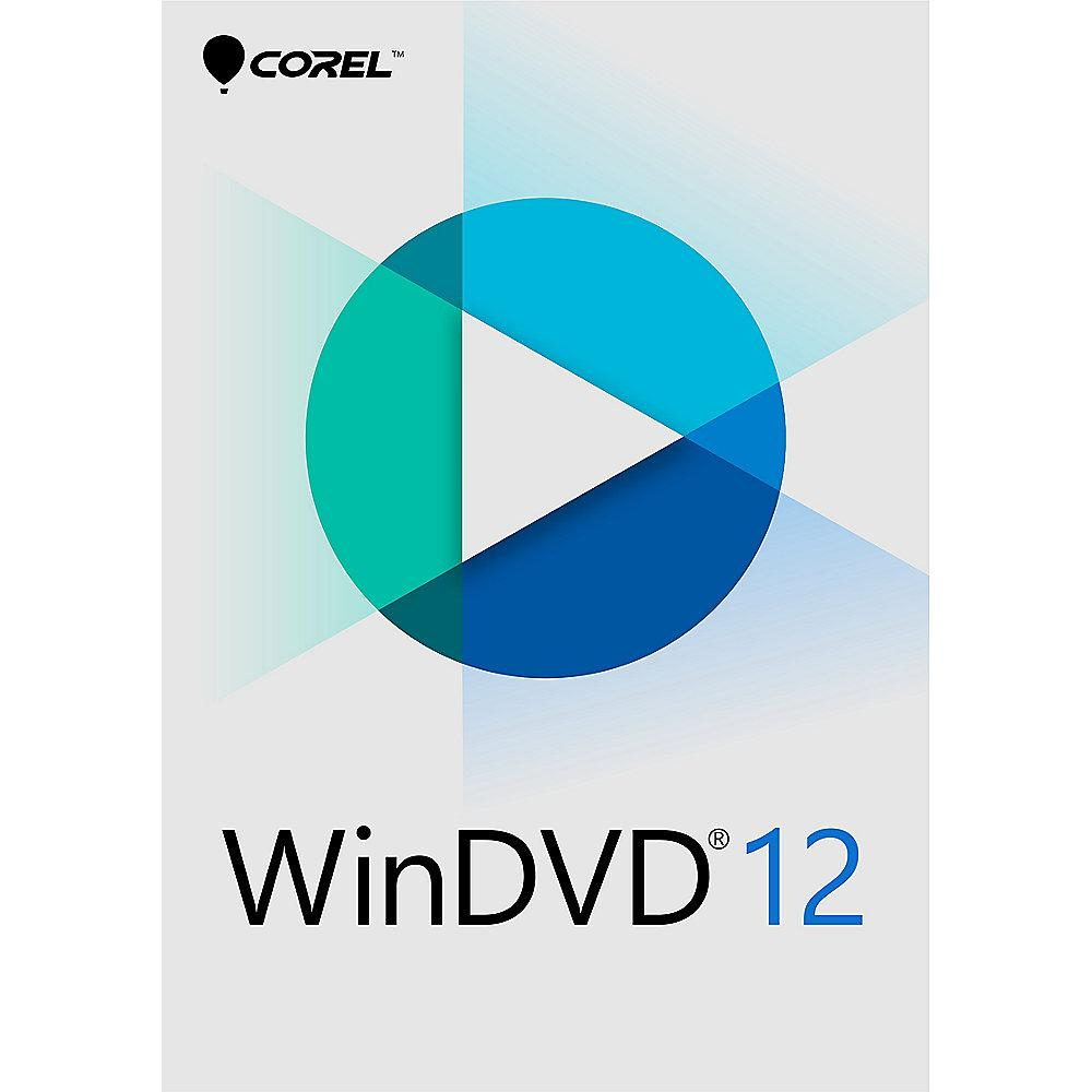 Corel WinDVD 12 Corporate Single User Lizenz