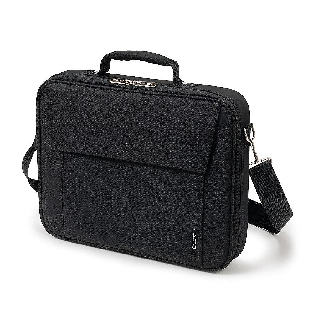 "Dicota Multi Base Notebooktasche 35,8cm (13-14.1"") schwarz"