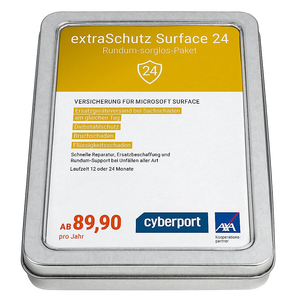extraSchutz Surface 24 (12 Monate, 2.000 - 2.500 Euro)