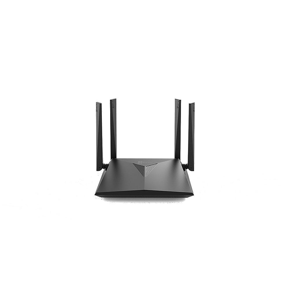 EZVIZ W3 AC1200 Dual Band Gigabit WiFi Router, 3 Gigabit, MIMO