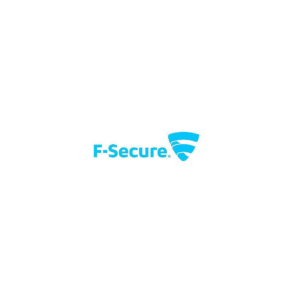 F-Secure Internet Security Lizenz 2 Jahre / 1 Gerät - ESD (Version 2018)