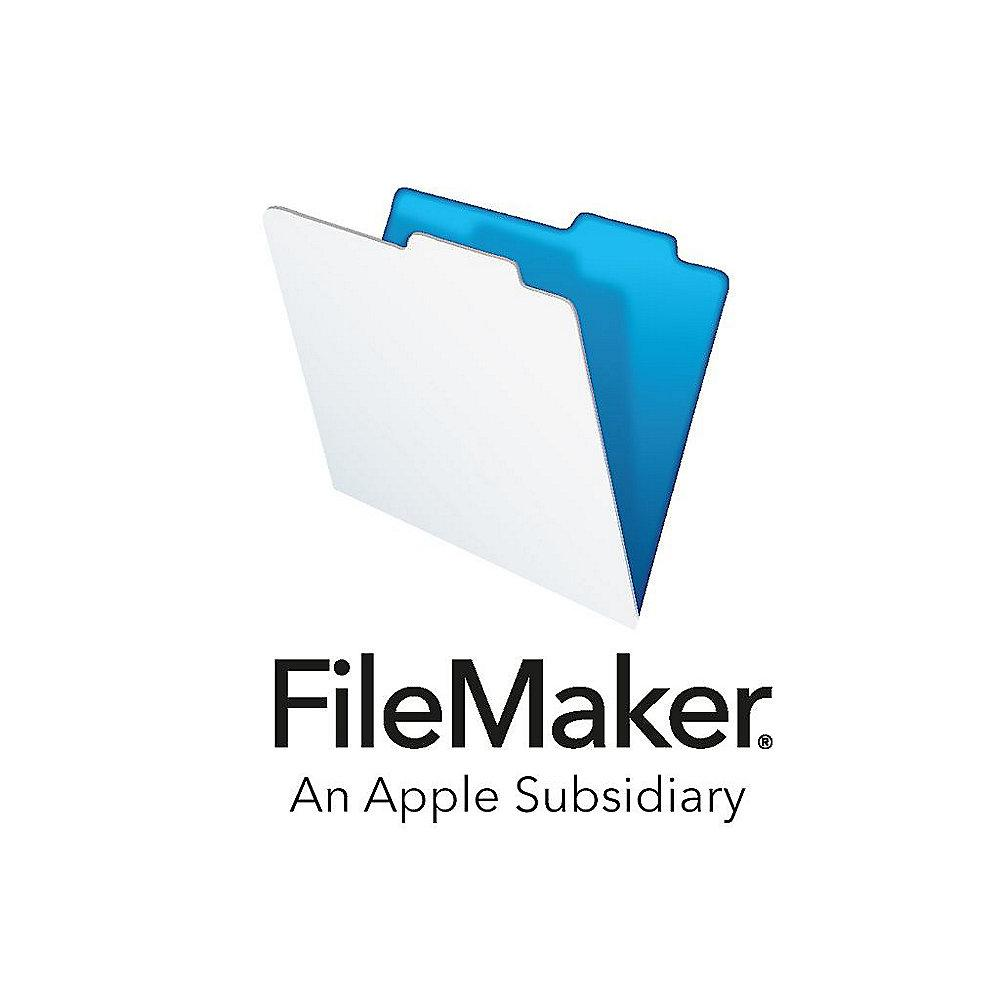 FileMaker Add 1 Perpetual Users Lizenz   1Jahr MTN Stufe 2 (10-24) ESD