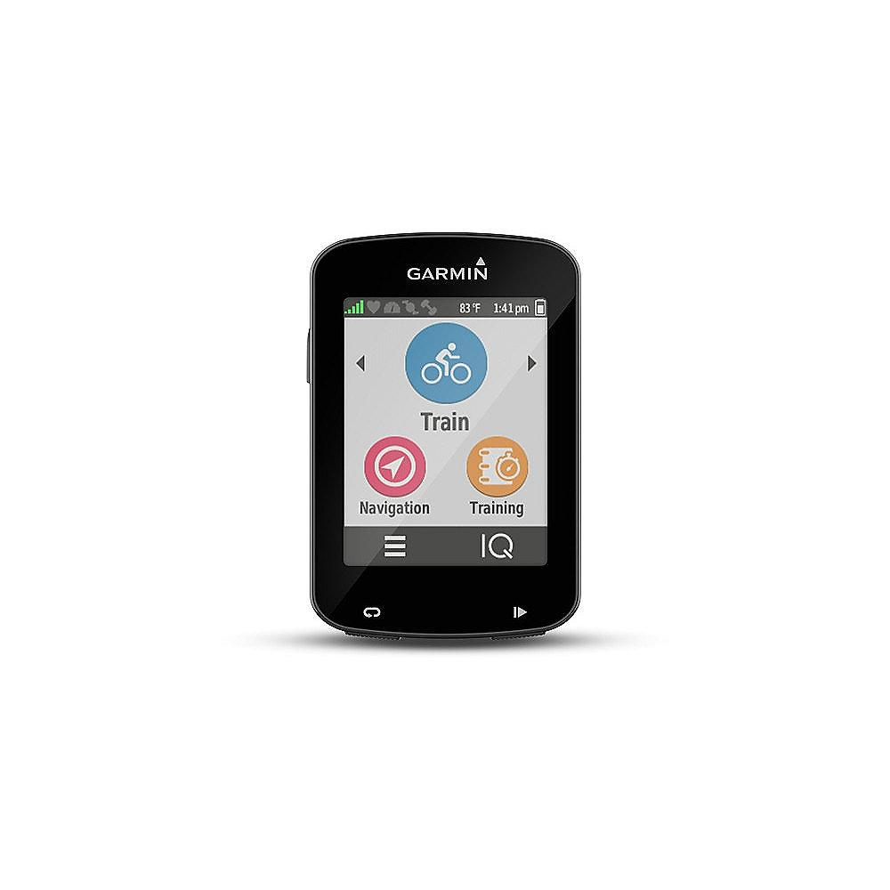 Garmin Edge 820 HR/TF-Bundle GPS-Radcomputer Kartendarstellung ANT