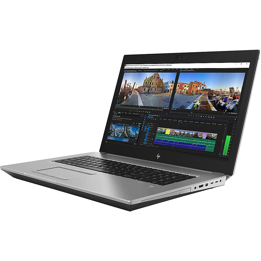 "HP zBook 17 G5 4QH91EA 17"" Full HD i7-8850H 16GB/512GB P3200 Win 10 Pro"