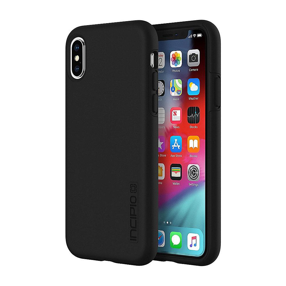Incipio DualPro Case Apple iPhone Xs/X schwarz