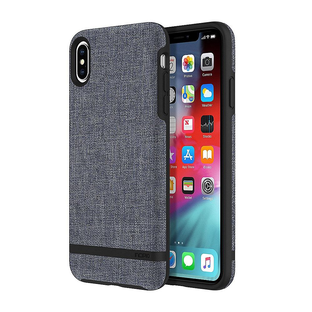 Incipio Esquire Series Carnaby Case Apple iPhone Xs Max blau