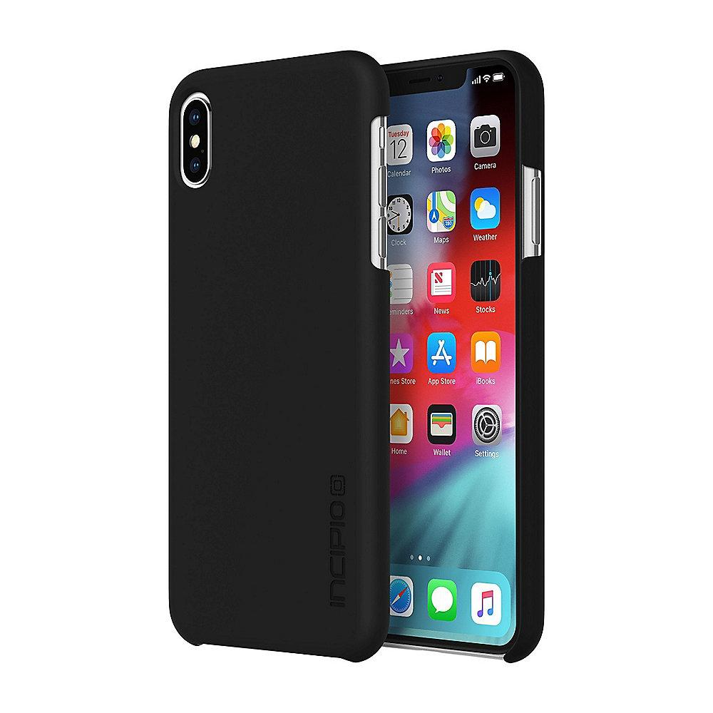 Incipio Feather Case Apple iPhone Xs Max schwarz