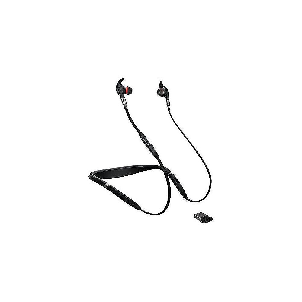 Jabra Evolve 75e UC Stereo Bluetooth Headset