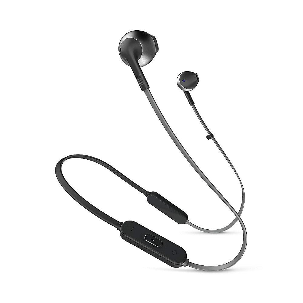JBL TUNE 205BT black - In-Ear-Bluetooth-Kopfhörer m. Mikro