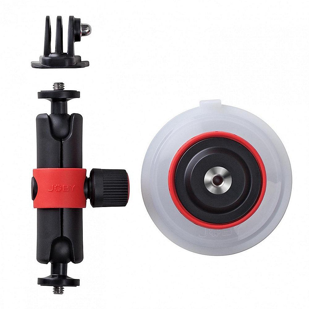 Joby Suction Cup mit Locking Arm inkl. GoPro Adapter