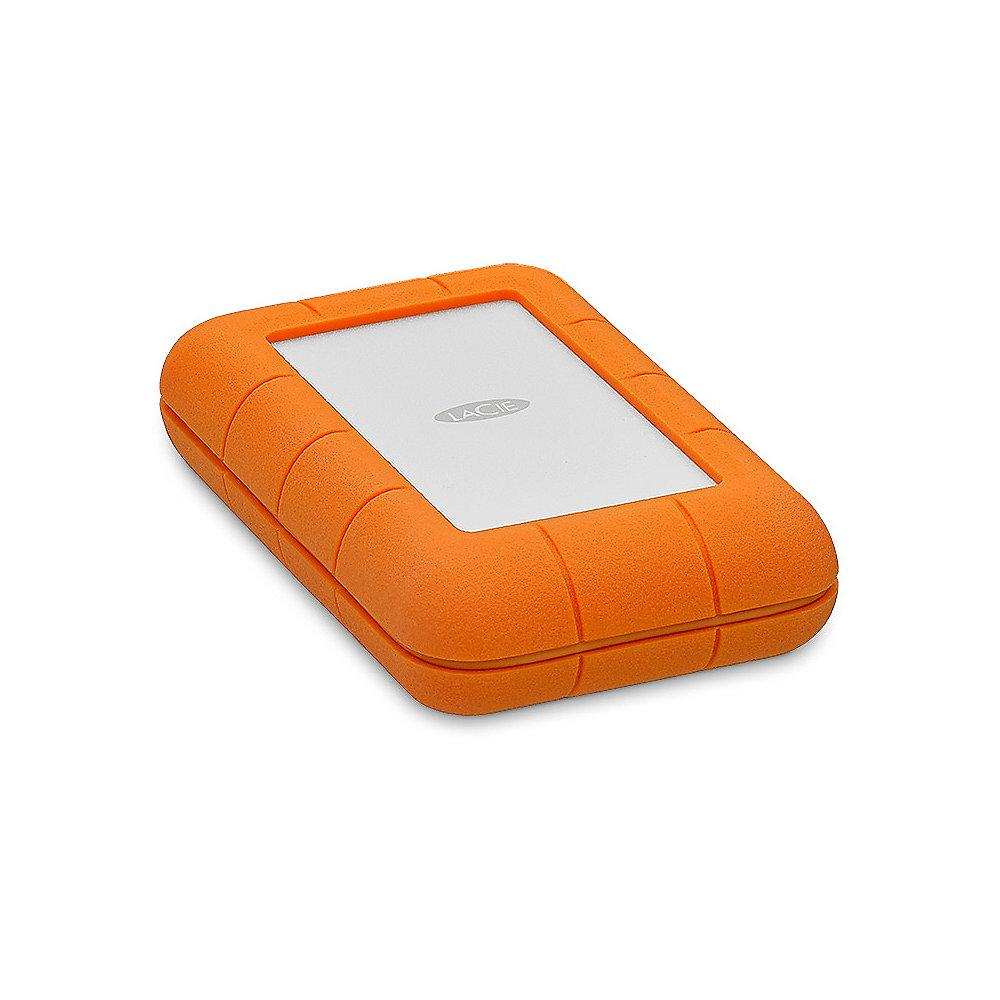 LaCie Rugged USB-C 3.0 4TB HDD 2.5zoll
