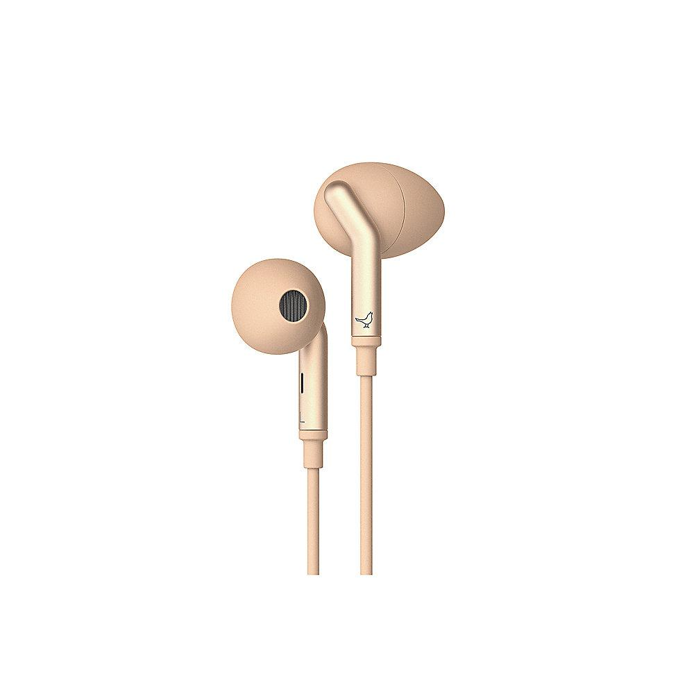 Libratone Q Adapt ANC In-Ear Lightning Hörer mit Noise Canceling elegant nude