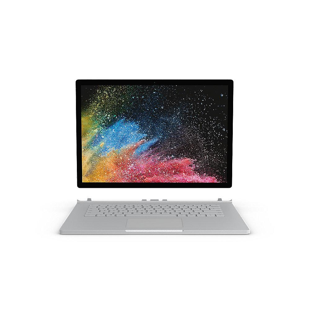 "Microsoft Surface Book 2 15"" QHD i7 16GB/256GB SSD GTX1060 Win10 Pro HNR-00004"
