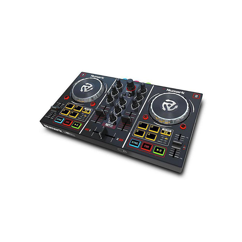 Numark Party Mix 2-Kanal DJ Controller