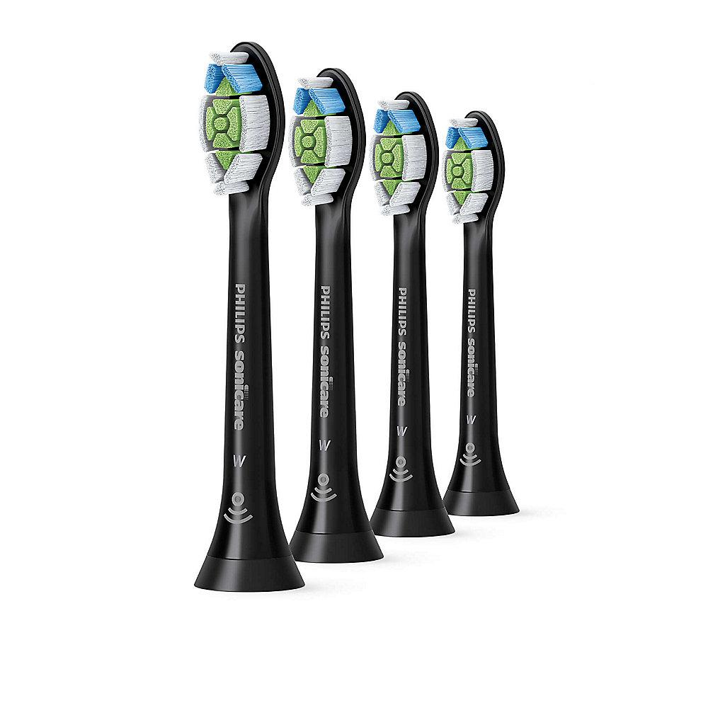 Philips Sonicare HX6064/11 W2 Optimal White-Bürstenkopf (4er Pack) schwarz
