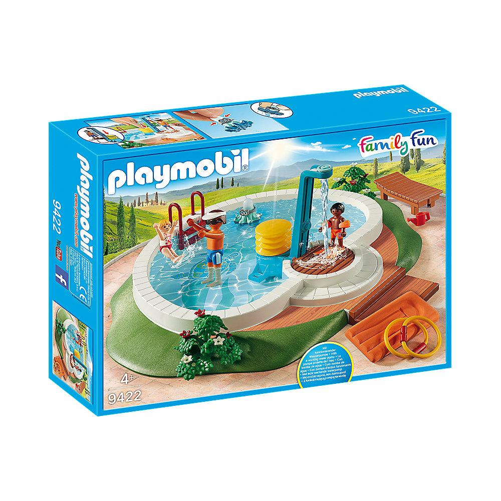PLAYMOBIL - Swimmingpool (9422)