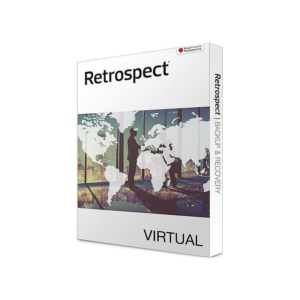 Retrospect Virtual Exchange Mailbox Addon int. ASM ESD