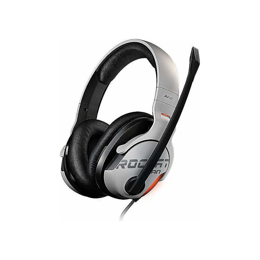 ROCCAT Khan AIMO 7.1 Gaming Headset RGB Hi-Res weiß ROC-14-801
