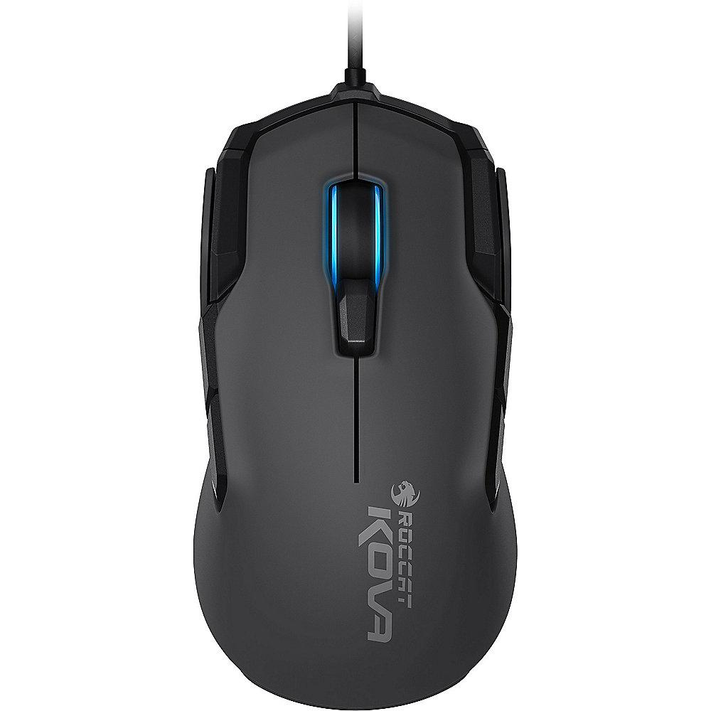 ROCCAT Kova Pure Performance Gaming Maus grau ROC-11-502