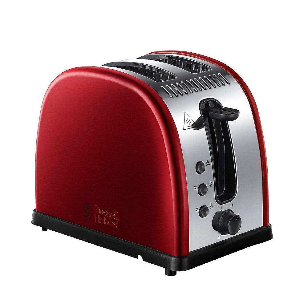Russell Hobbs 21291-56 Legacy Red Toaster Rot
